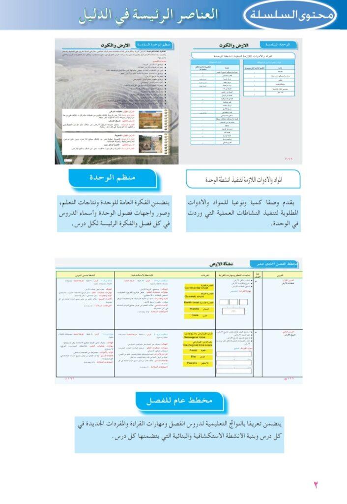 دليل المعلم علوم بكالوريا 2021 pdf
